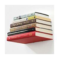 Das schwebende Bücherregal gibt es am etwa 30 Euro. Foto: Hersteller