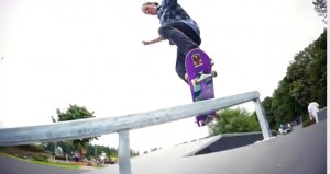 Kunststücke auf dem Skateboard: Die neue Skaterrampe in Wildeshausen ist mit der Hilfe von Möbel 100 und vielen anderen Sponsoren finanziert worden.