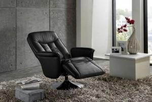 TV-Sessel müssen nicht immer altbacken aussehen. Foto: Hersteller