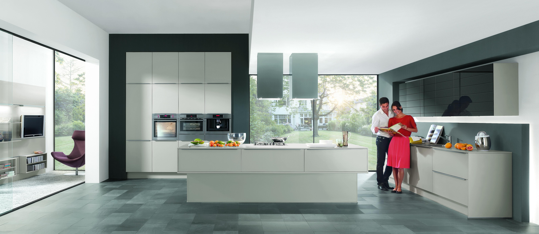 Offene Küchen werden laut Branchenverband AMK immer beliebter. Foto: Nobilia