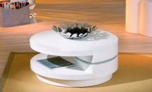 So sieht der Couchtisch Rotondi im ursprünglichen Zustand aus. Foto: Hersteller